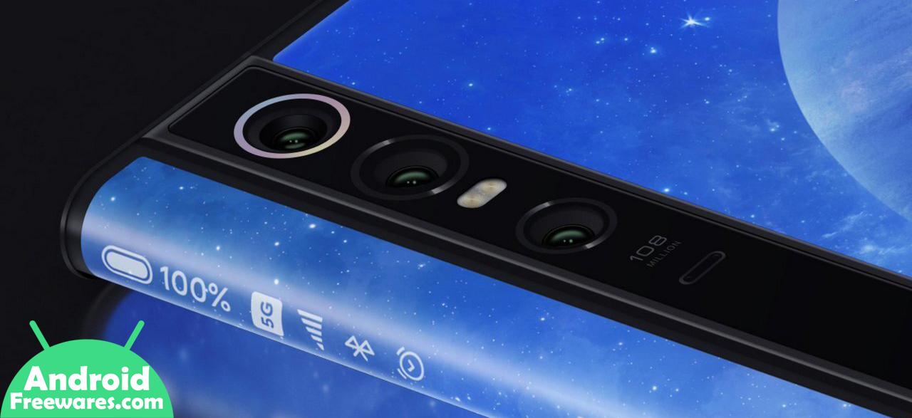 Xiaomi Mi Mix Alpha Camera