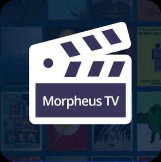 morpheus tv apk logo