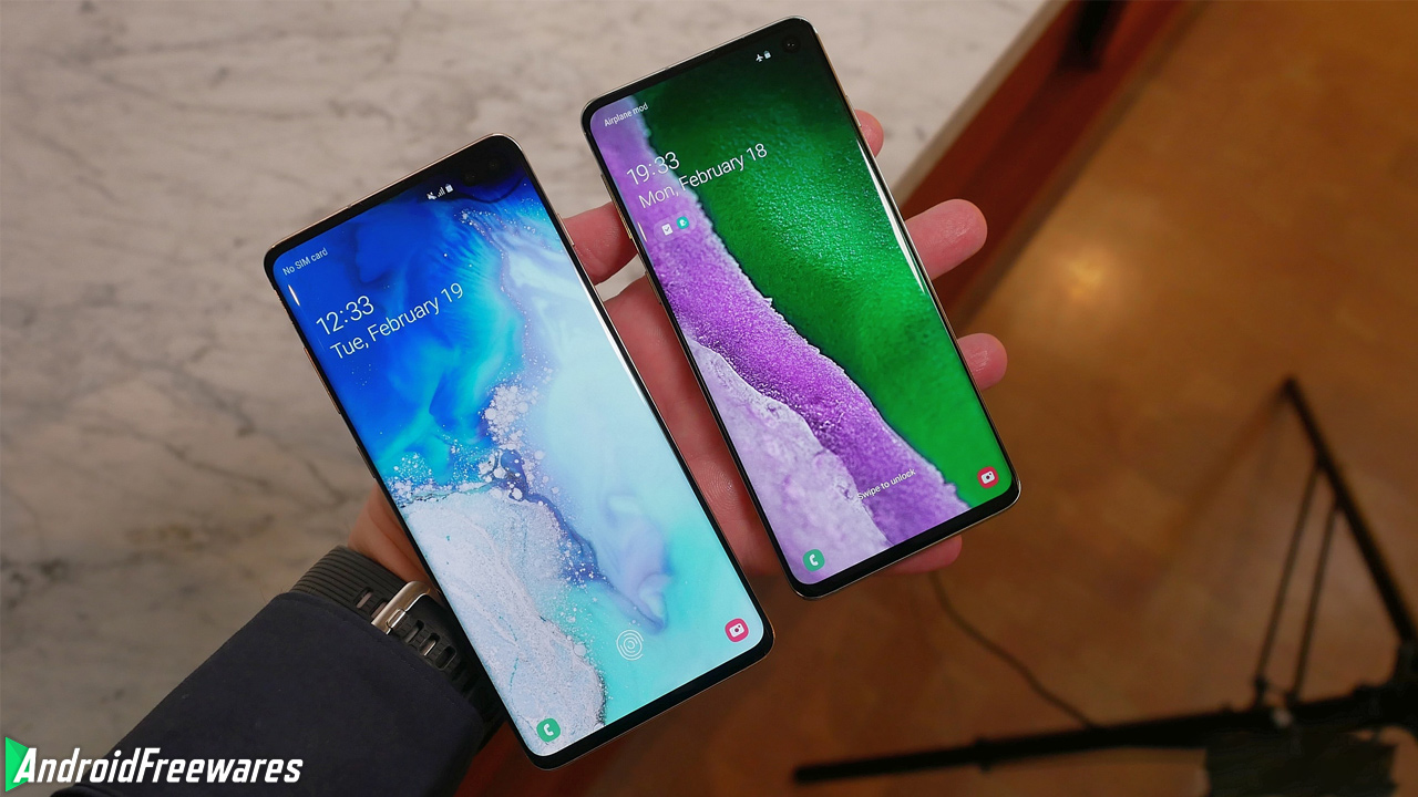 Samsung Galaxy S10 Lite Note 10