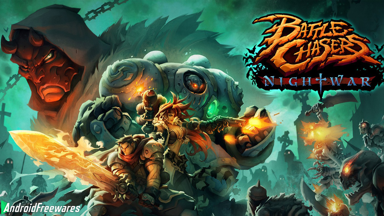 battle chasers nightware