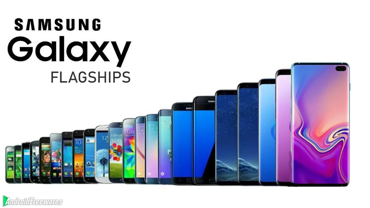 samsung galaxy flagships