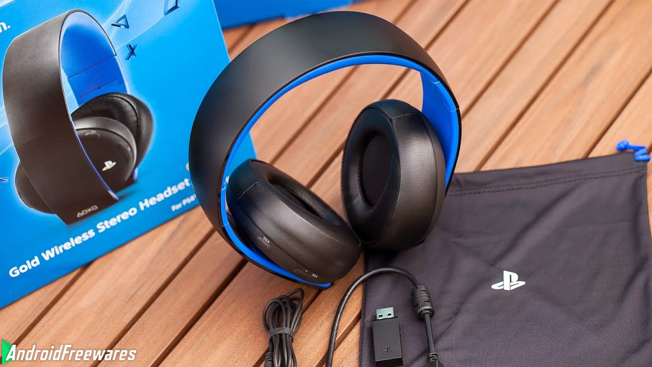 playstation gold wireless headset review