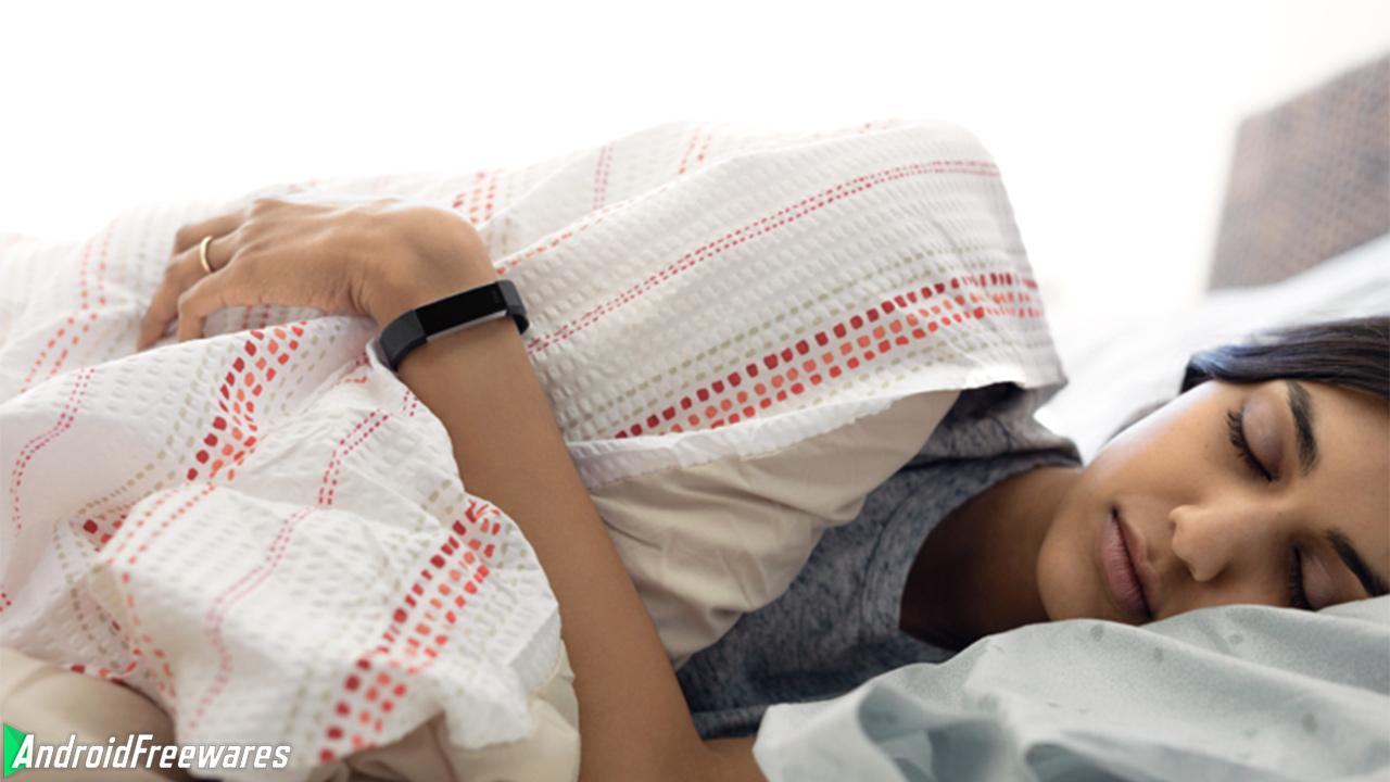 fitbits sleep tracker